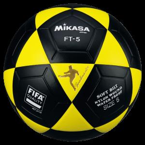 כדור מיקאסה שחור צהוב